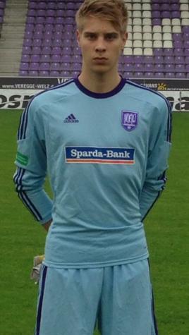 Buescheroff photographed for VfL Osnabruck by Helmut Kemme