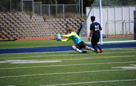 CUH goalkeeper chose Chaminade over stardom