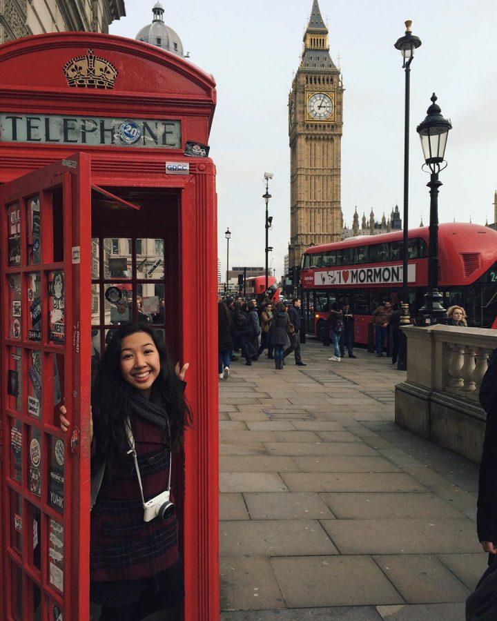 Everything London.