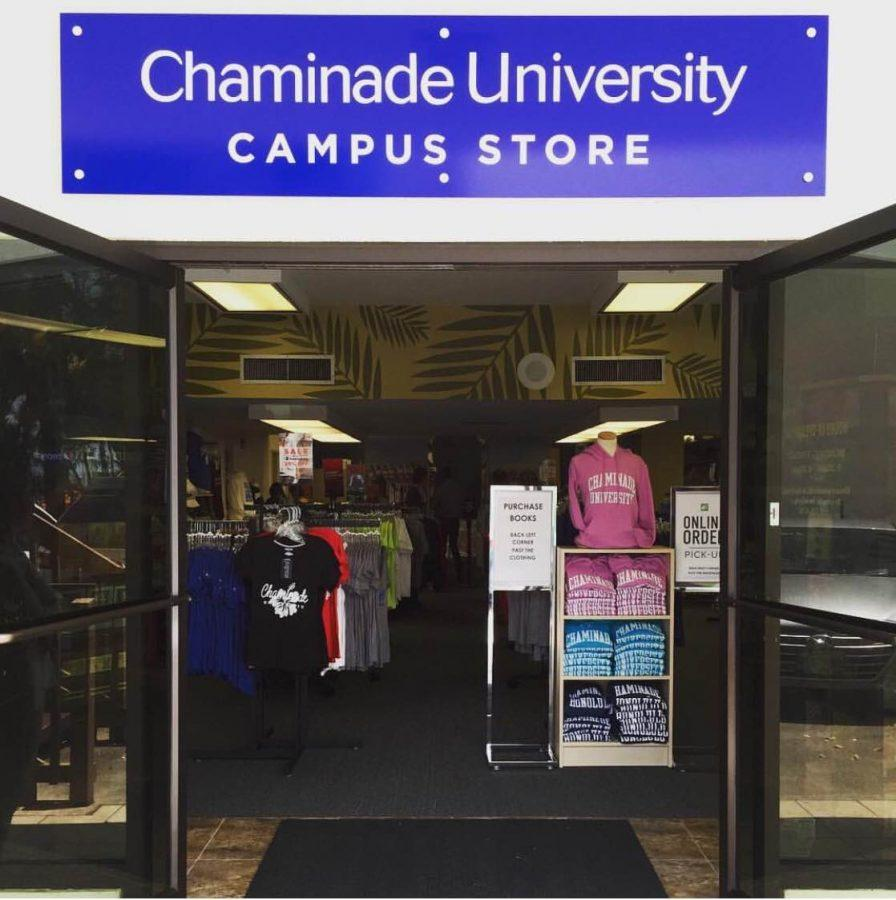 Chaminade's Campus Store, with new leadership, has made an effort to be more involved in campus life already this semester.