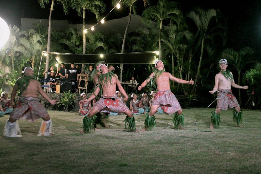 The Hawaiian Club performed at PIR last fall.
