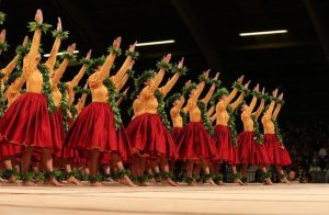 Hula is one of the many ways the Hawaiian people communicate and express their aloha for their culture.