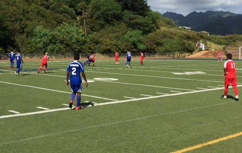CUH men's soccer 3-game winning streak ends
