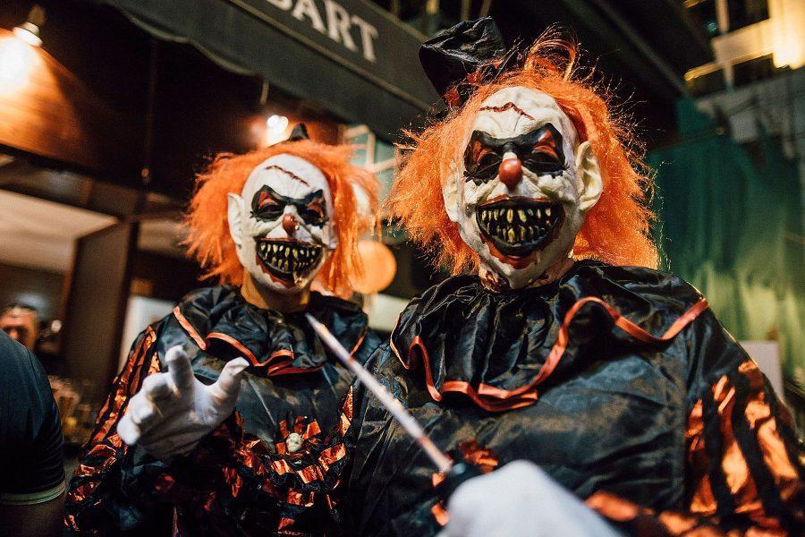 I love clowns, said no one ever.