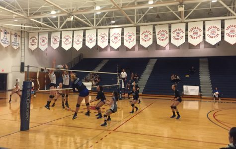 Silverswords volleyball team wins convincingly in last home game