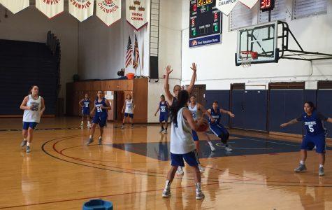 CUH women's basketball looks to improve this season