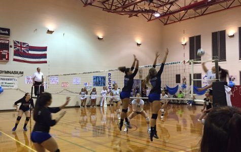 Silversword volleyball drops bitter loss against rival HPU