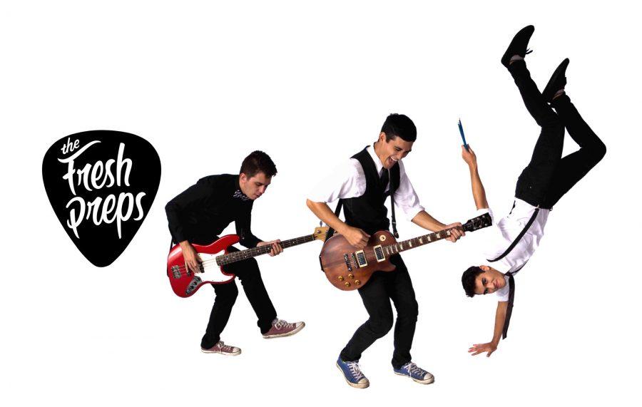 Daniel%2C+Josh+and+Joseph+of+The+Fresh+Preps