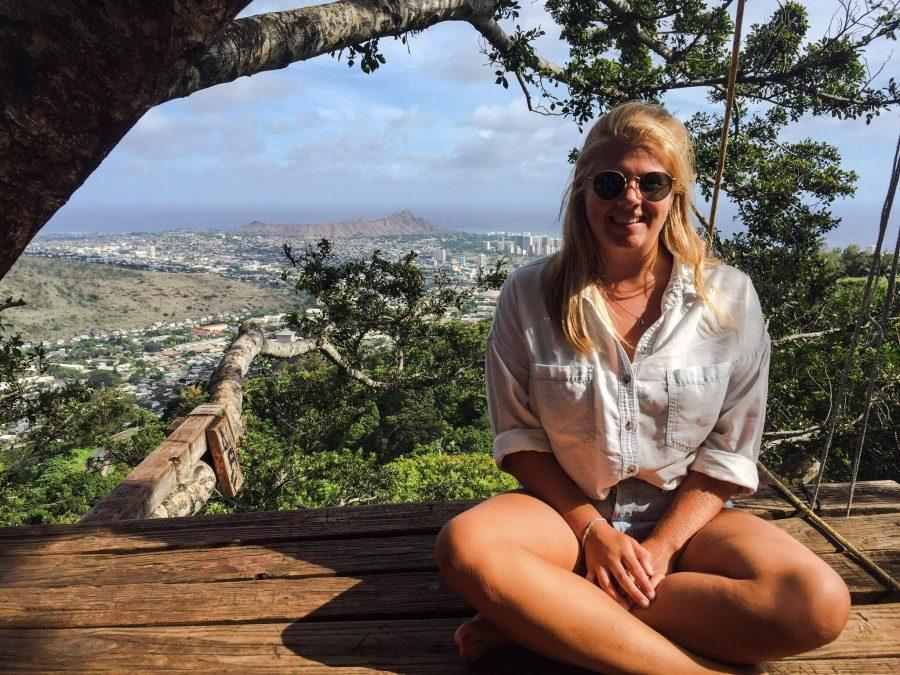 Terese Auby is a Norwegian international student working for MDX Hawaii on an OPT extension.