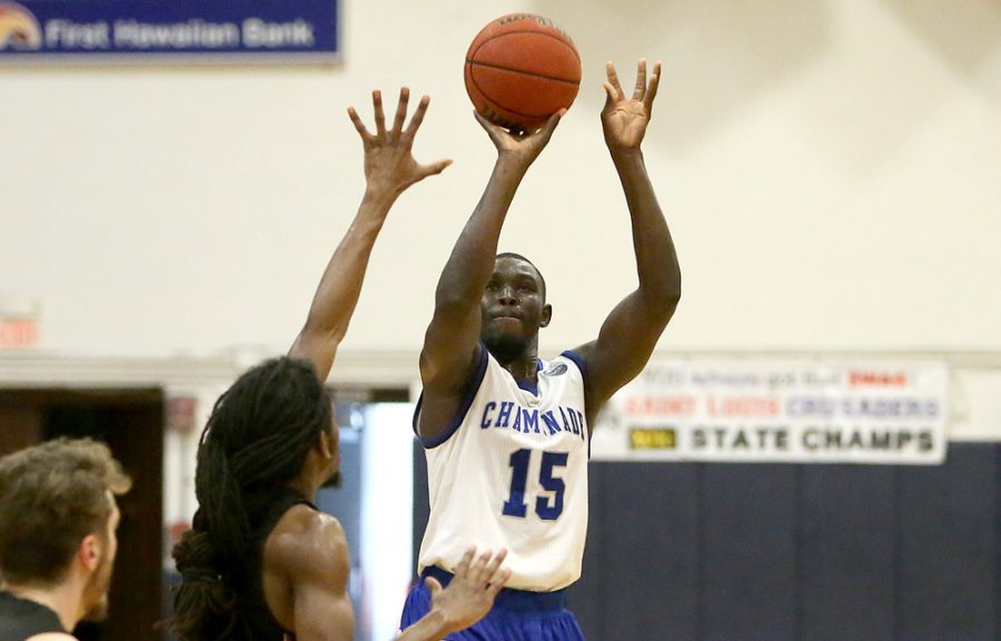 Kuany Kuany will end his career in top three in scoring and rebounding.