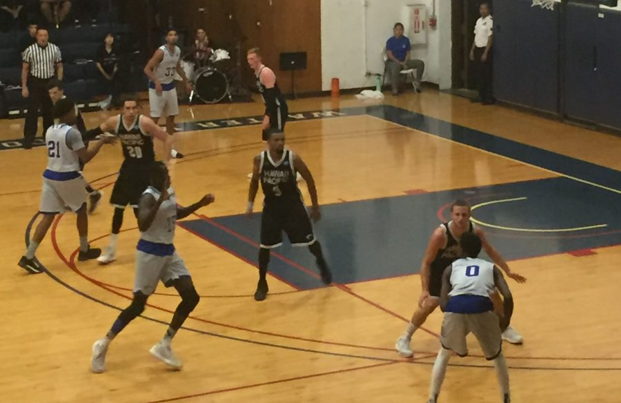 Men's hoops drops Senior Night finale to HPU