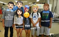 The 7 People You Will Meet In College