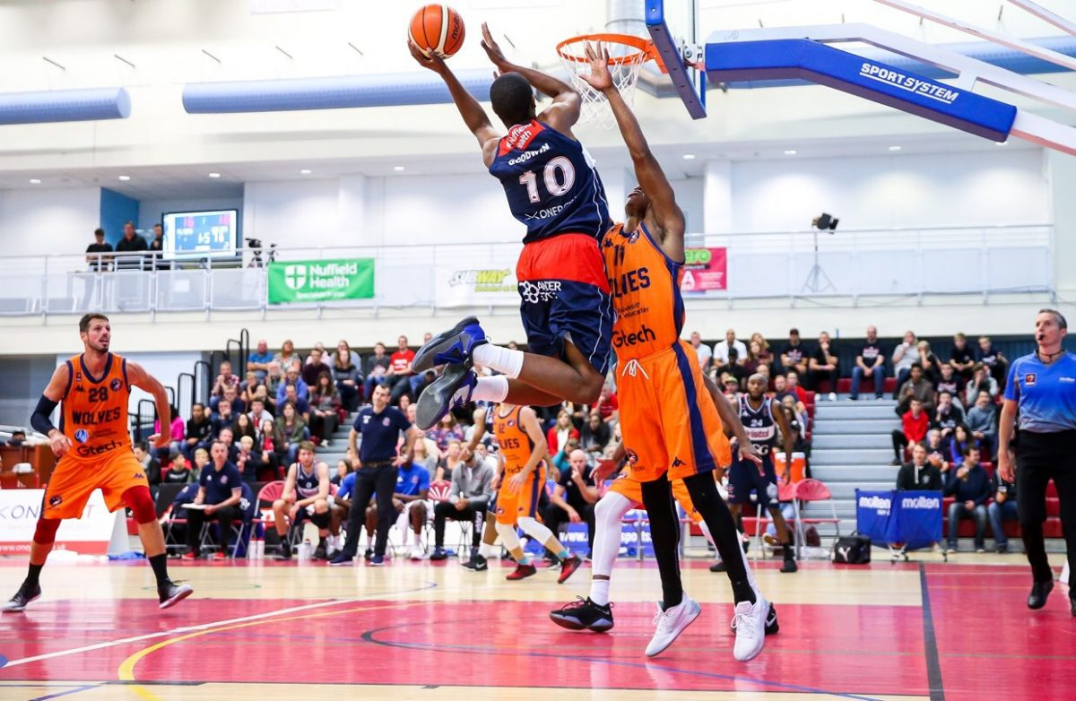 Goodwin is looking to add his versatile scoring ability to the Bristol Flyers in England this season..