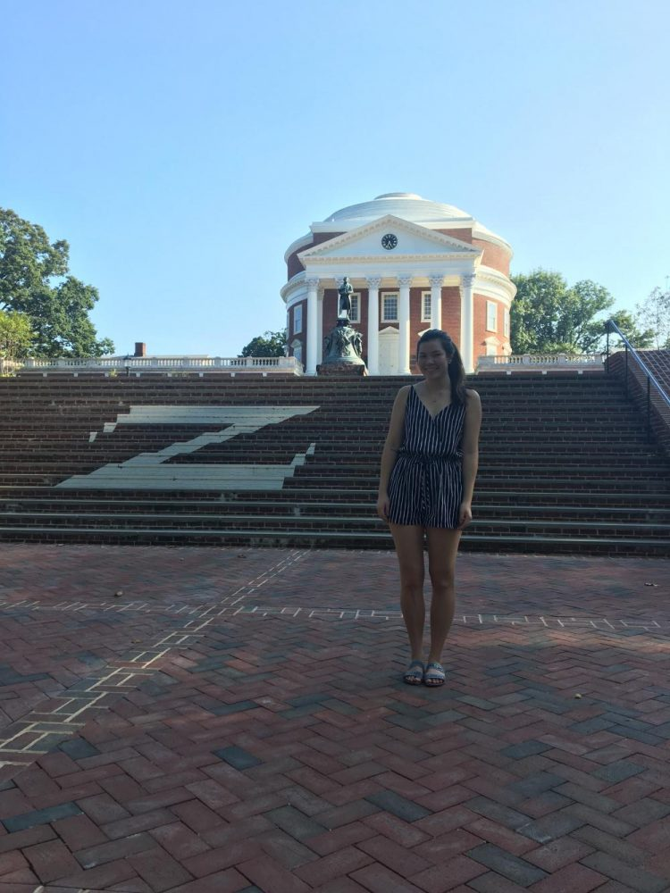 Me in Front of the Rotunda