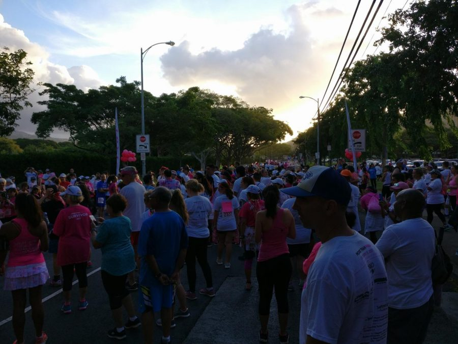 Race for the Cure Celebrates 'Determined' Cancer Survivors