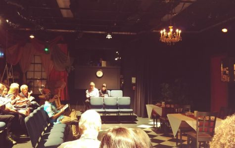 Review: 'Beyond Therapy' Entertains With Three Stages