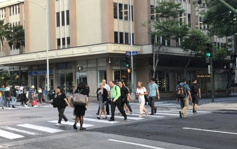 Using Cell Phones While Crossing the Street Is Now Illegal