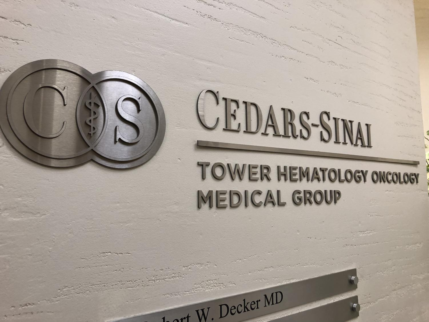 Because my mom had felt so weak after her past chemo treatments due to dehydration, I made sure we got her to Cedar-Sinai Tower Hematology Oncology Medical Group everyday to get an IV infusion of liquids.