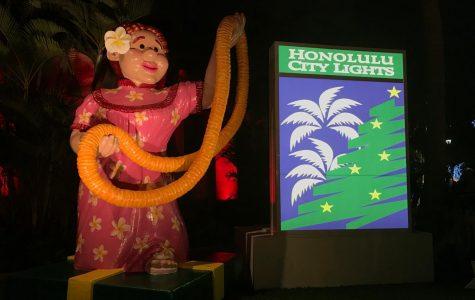 Honolulu City Lights Spread Holiday Spirit