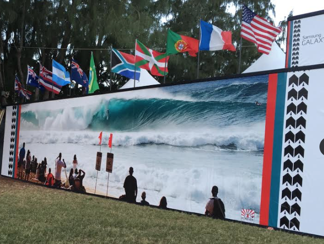 Billboard+at+Billabong+Pipe+Masters+2016+contest