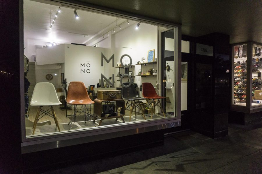MŌNO, on King Street, sells stationery, office supplies, personal accessories and home goods.