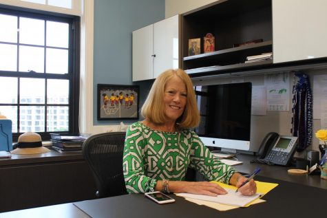 The Humanities and Fine Arts Division Has a New Interim Dean, Dr. Cheryl Edelson