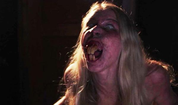 Human zombeaver.