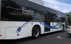 Electric Buses on Oahu's Roads