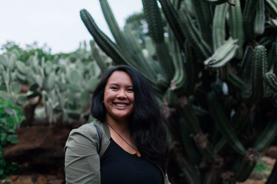 Vina Cristobal, a Spring 2015 graduate, was the founder and editor for HNL FLOW, an online magazine.