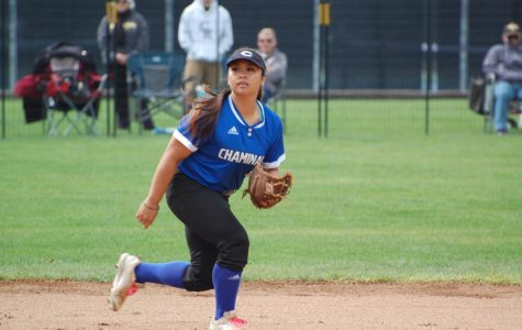 Rainelle Matsuoka Excels on Softball Field