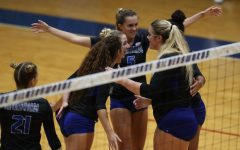 NCAA Tourney Bid At Stake For CUH Volleyball