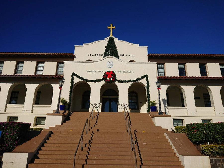 Clarence T.C. Ching Hall, Chaminade University of Honolulu
