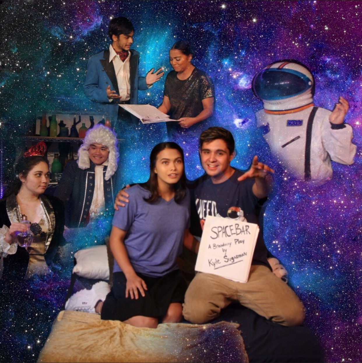 "Chaminade University presents ""Spacebar: A Broadway Play by Kyle Sugarman,"" by Michael Mitnick Nov. 9-18 at the Vi and Paul Loo Theatre."