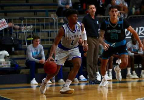 Men's Basketball Remains 3rd in PacWest Standings