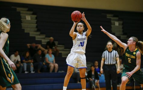 Women's hoops Star Continues to make CUH History
