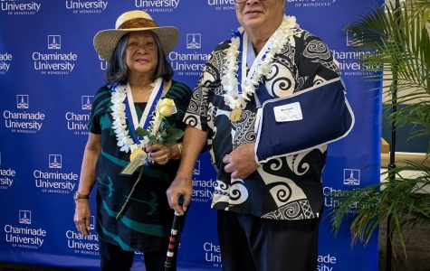 CUH Honors First Graduate at Reunion Weekend