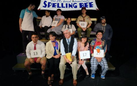 'Putnam County Spelling Bee' is F-U-N