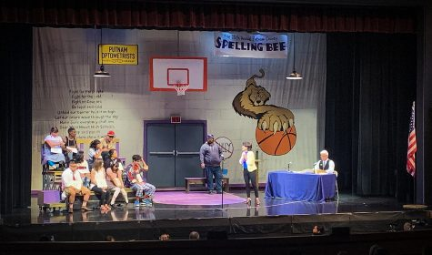 Only two nights left for 'The 25th Annual Putnam County Spelling Bee'