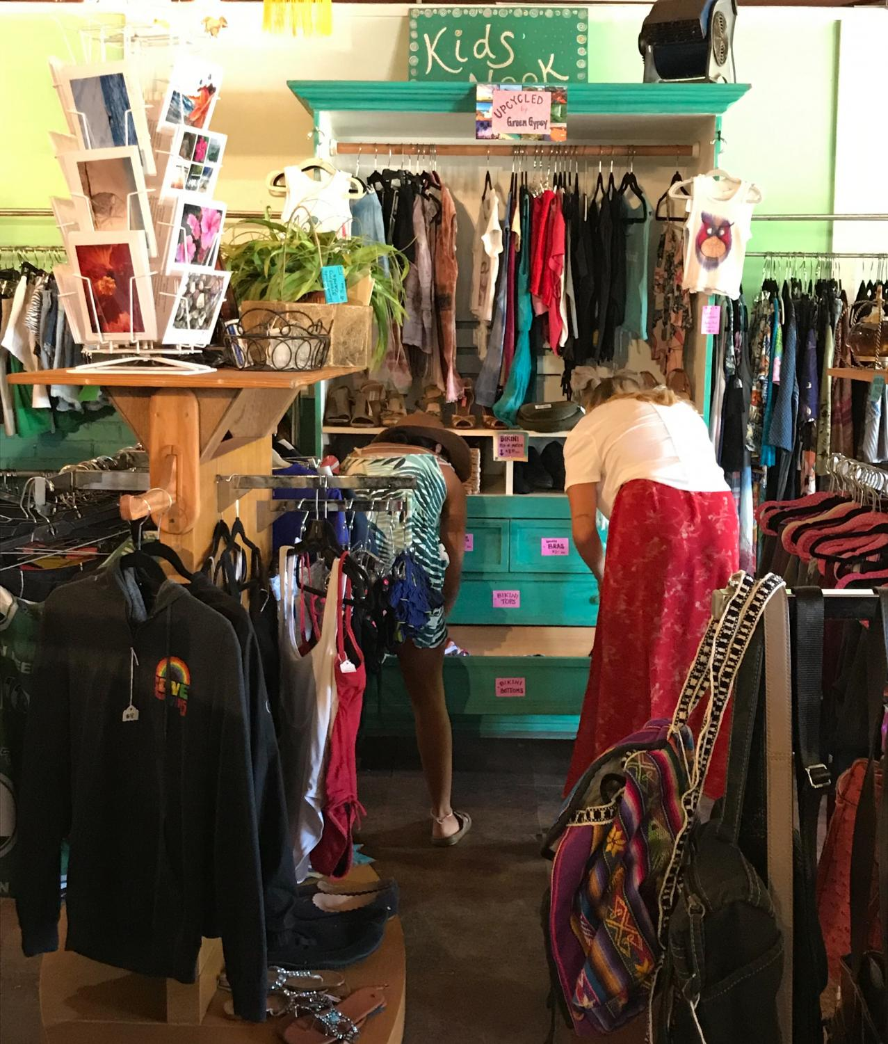 Green Gypsy Thrift Shop is a one-of-a-kind spot.