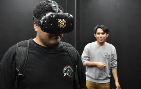 Review: VR Wows at Chambers Escape Games