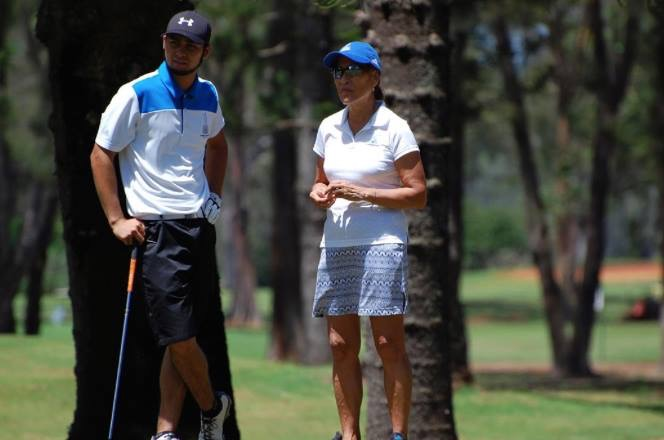 Since leaving Chaminade golf Justin Taparra has increased his focus on his career.
