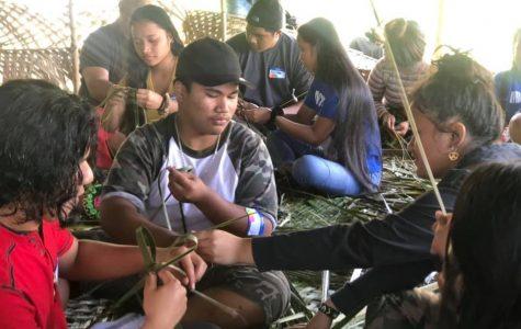 CUH Micronesian Club Joins Student-Run Micronesian Convention