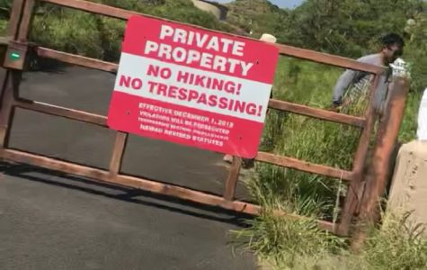Opinion: Hawaii Cracks Down Too Much on Hikes, Hikers