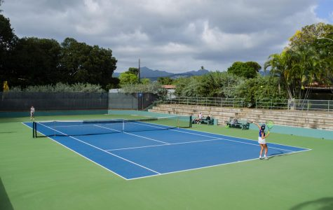 Chaminade Women's Tennis Falls to Dominican