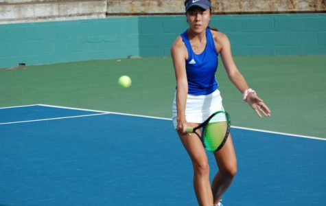 Tennis season cut short for Catrina Liner