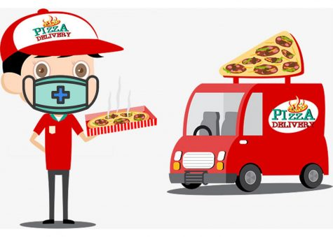 The Challenges of a Quarantine Pizza Driver