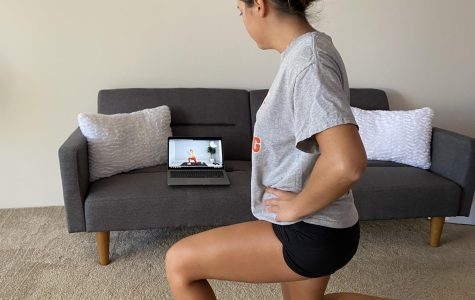 Working out in your living room is the new norm.