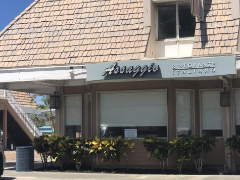 Worker at Assaggio Hawaii Kai tested positive for Covid-19