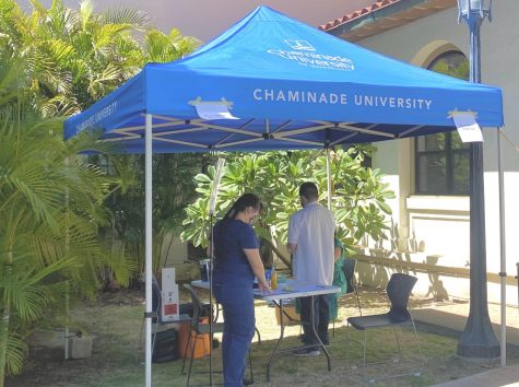 Chaminade Offers Annual Flu Shot