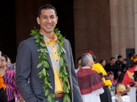 Kai Kahele offers a voice for the Native Hawaiian people. (Photo courtesy of Kai Kahele Campaign)